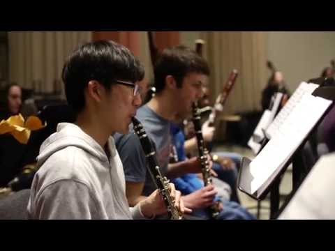 Woodwinds, Brass, and Percussion Performance Academy