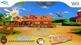 Chicken Blaster | Dolphin Emulator 5.0-9413 [1080p HD] | Nintendo Wii