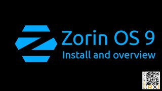 Zorin OS 9 Install and overview | Beyond Limitations [HD]