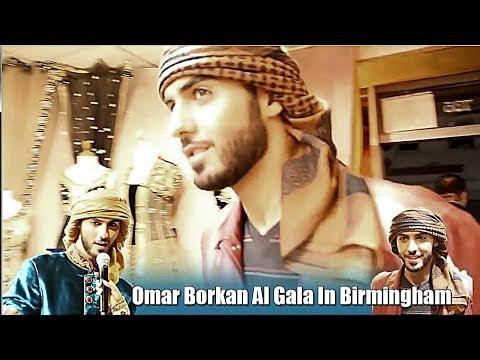 Omar Borkan Al Gala Highlights Runway Show And Birmingham Visit