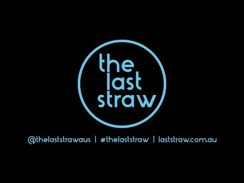 Why you should kick the plastic straw habit