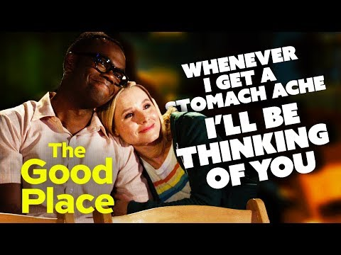 Chidi's Goodbye | The Good Place | Comedy Bites