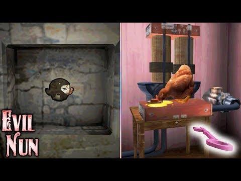 СОБРАЛ 2 КУСОЧКА МАСКИ! СТАВЛЮ РЕКОРД В ЖЕВАТЕЛЬНОМ АВТОМАТЕ! - Evil Nun | Монахиня | The Nun |