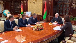 Согласовано назначение нового руководства Пинского, Лепельского и Браславского райисполкомов