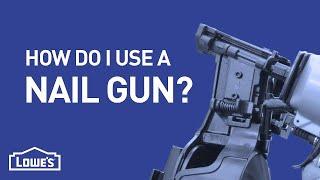 Nail Guns 101 | DIY Basics