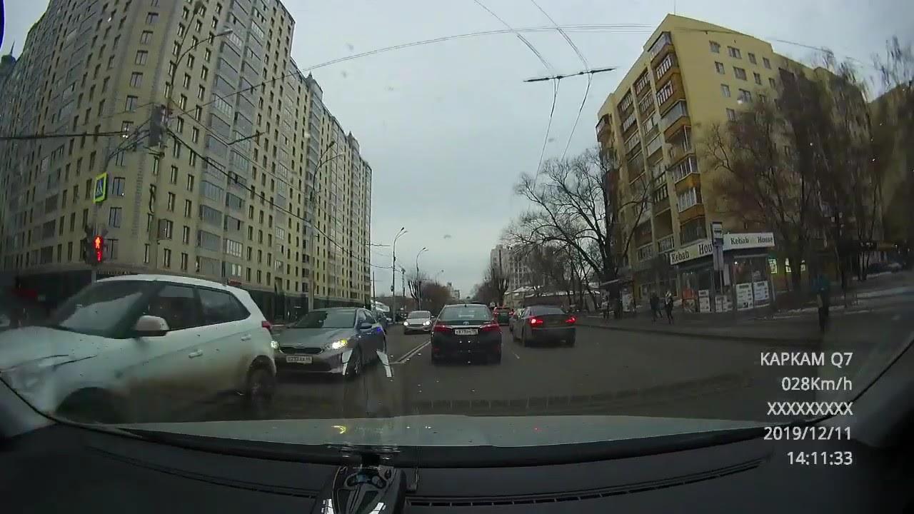 ДТП Екатеринбург 11 декабря 2019 г. Неторописька