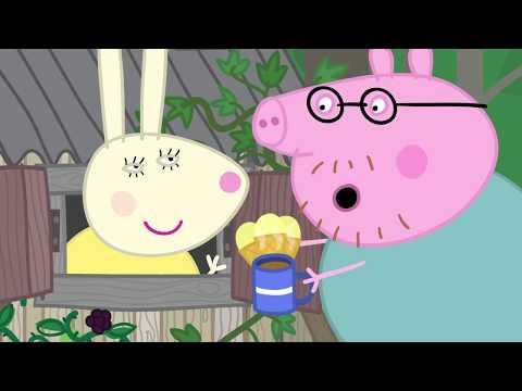 Peppa Pig Português Brasil | Peppa Adora Fazer Compras | Desenhos Animados