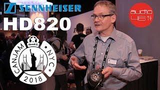 Sennheiser HD820. CanJam NYC 2018