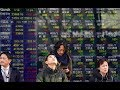 LIVE: Dow Jones big board as stock market plunges