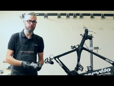 How to install your OSPW System for Shimano 9100/9150