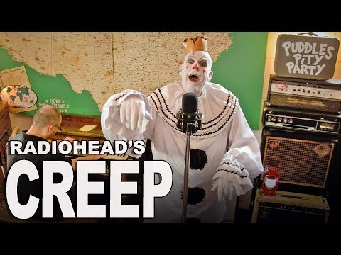 Creep - Radiohead cover - Creepy Halloween version