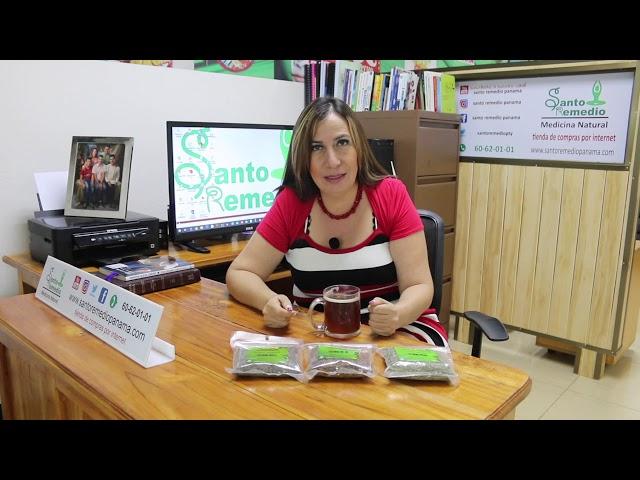 Detox de tés - Santo Remedio. Medicina Natural.