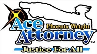 Phoenix Wright Justice For All Walkthrough Complete Game