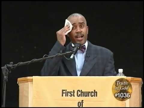 Pastor Gino Jennings Truth of God Broadcast 1035-1037 Kingston Jamaica