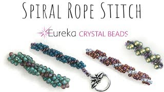 Spiral Rope - Learn the Basics with Leah!
