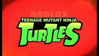Roblox Teenage Muntant Ninja Turtles: Part 1