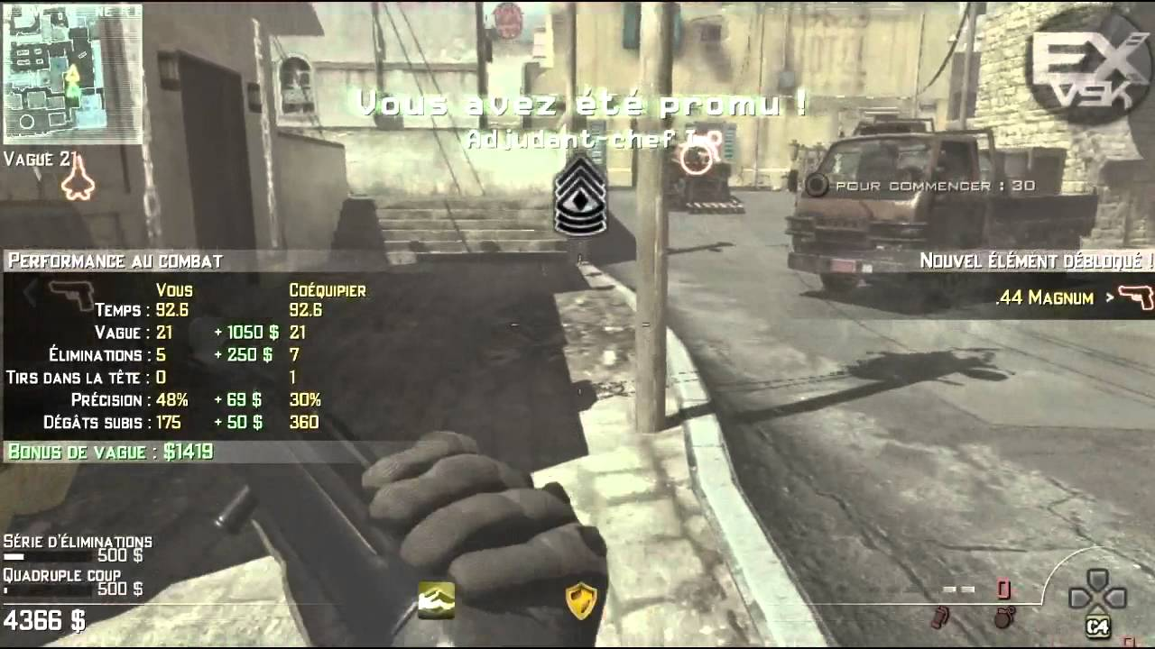 How to Own at Modern Warfare 3 Survival Mode: 11 Steps