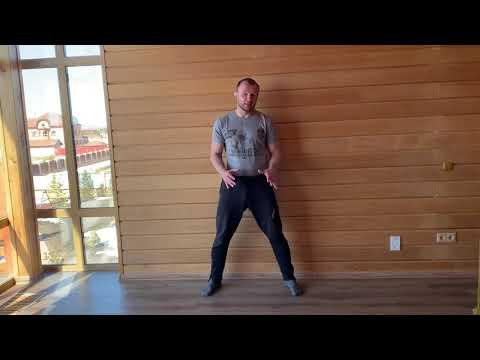 Видеоурок от Александра Шлеменко - тренировка дома