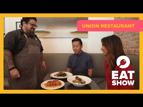 It Feels Like Octopus - Eat Show Presents: Union Restaurant