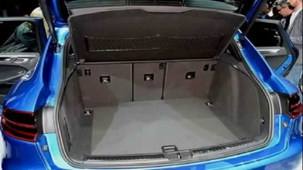 Porsche Macan Trunk 2 Youtube