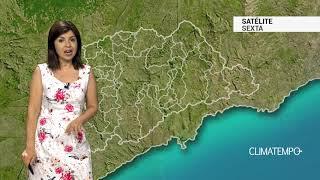Previsão Grande SP – Calor e temporais