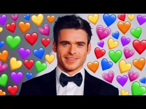Learn The Alphabet With Richard Madden