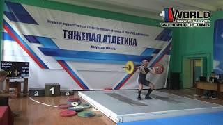 БАГАПШ/BAGAPSH-85/М35-44 (75х-75-80/100-105-108) 24-26.05.2018.Nikiforov tournament