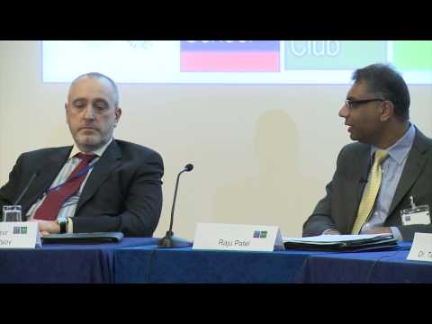 Global Energy Summit 2014 Panel 4:  Energy Security