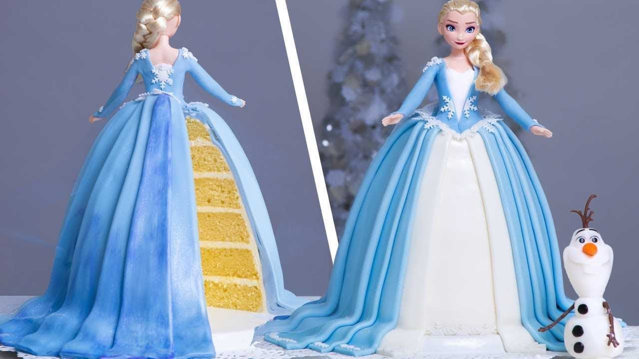AMAZING DISNEY CAKES! Frozen, Star Wars, Despicable Me... | How To Cake It Step By Step