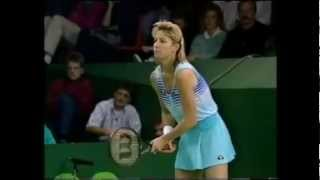 Chris Evert vs Raffaella Reggi 1988 Filderstadt 3/3