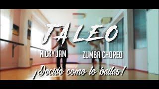 Jaleo - Nicky Jam X Steve Aoki | Fitness Dance | Choreo by Jose Espinosa