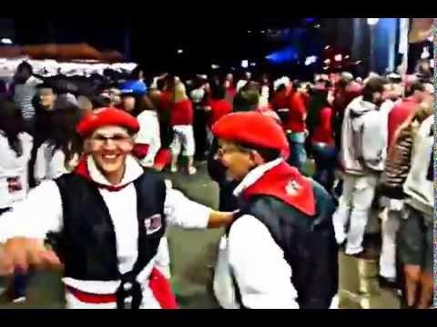 Pamplona San Fermin2014 - Клип смотреть онлайн с ютуб youtube, скачать