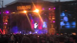 Avenged Sevenfold - So Far Away(Guitar solo)(Live from Download Festival 2014)