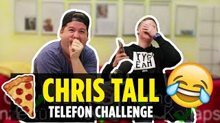 CHRIS TALL Telefon Challenge