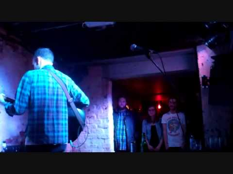 Vinnie Caruana live at The Shipping Forecast (Liverpool)