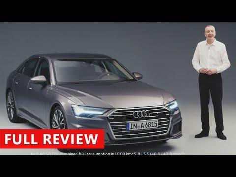 2019 Audi A6 Review - Dauer: 10 Minuten