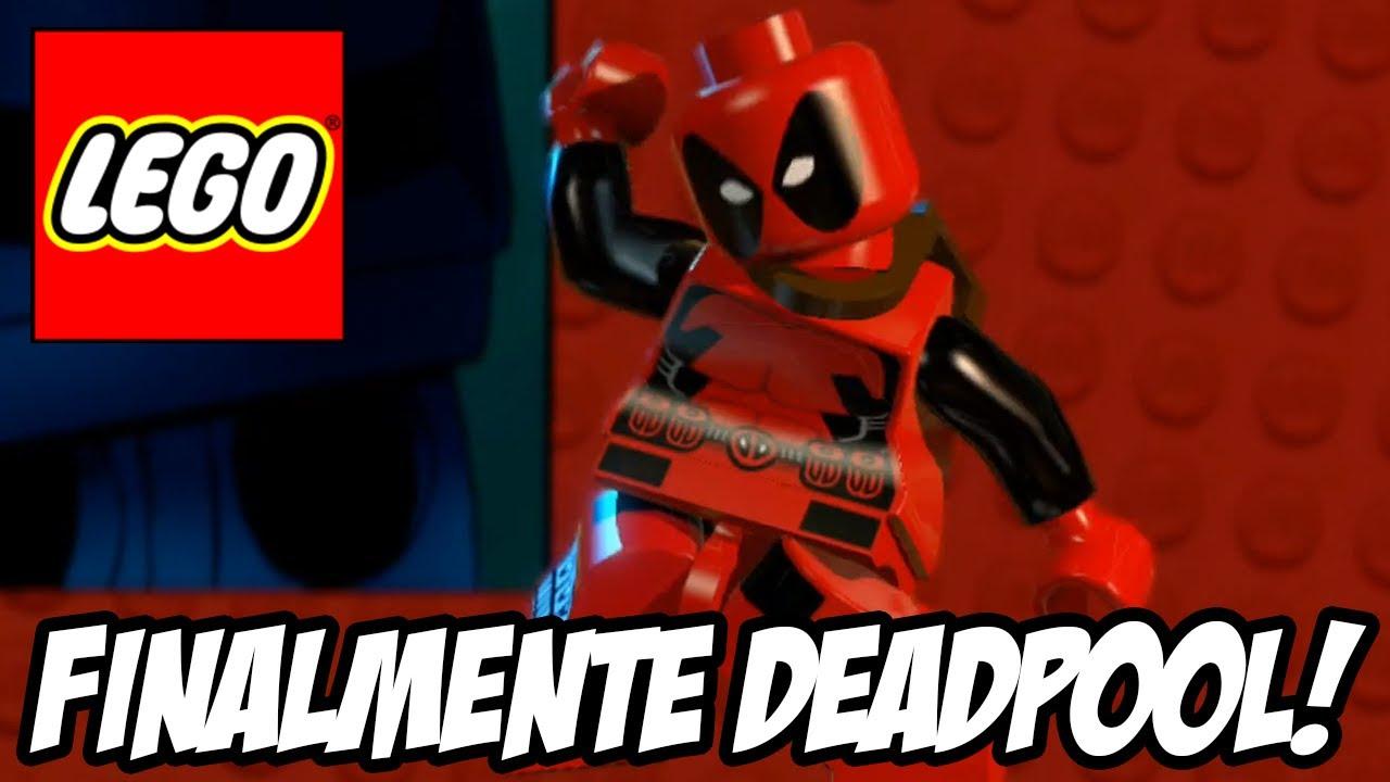 Deadpool 30 Superhéroes: Lego Marvel Super Heroes