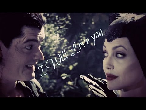 Maleficent and Diaval | True Love