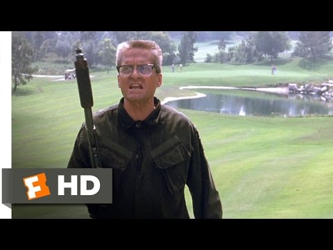 Falling Down (10/10) Movie CLIP - Fore! (1993) HD