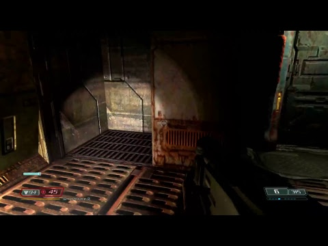 Doom 3 BFG Edition Live with Fruitful Gaming Long Play Part Four (Xbox360)