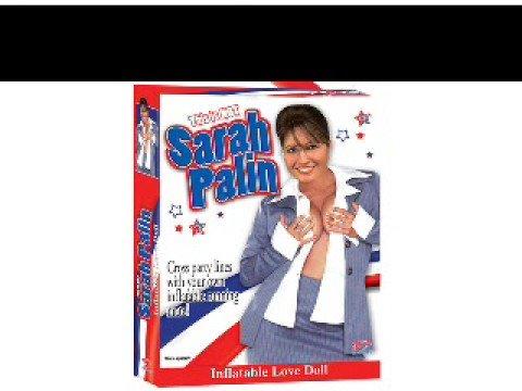 Topco sarah palin sex doll