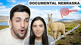 REACCIONAMOS AL DOCUMENTAL MARCA PERÚ 😱🇵🇪│NEBRASKA
