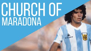 Strange Religion: The Church of Maradona