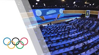 134th IOC Session - Announcement of Milan-Cortina as Host City for the Olympic Winter Games 2026