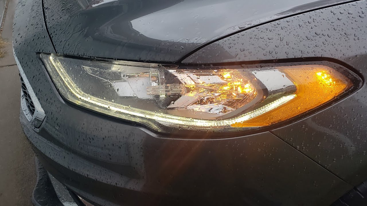 How To Test Your Drl Daytime Running Lights On Your Ford Vehicle