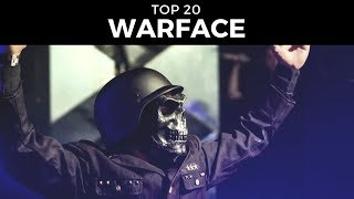 TOP 20 WARFACE TRACKS