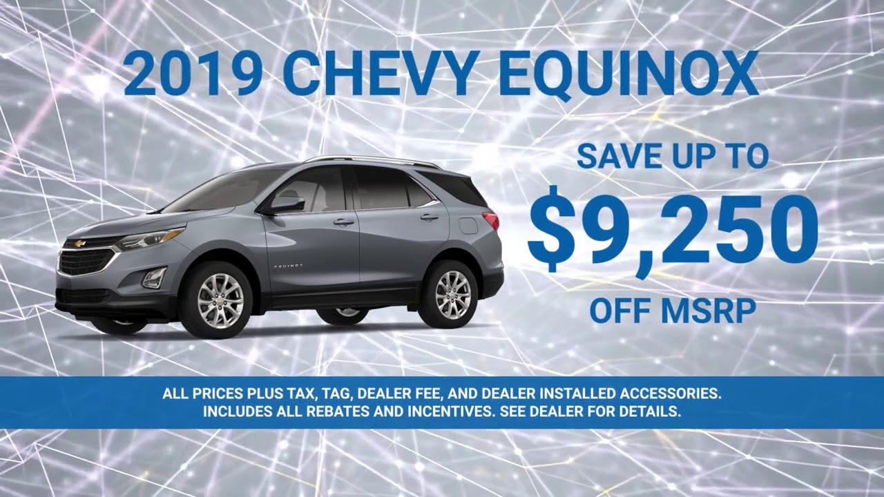 2019 Chevrolet Equinox Jacksonville FL   Chevrolet Equinox ...