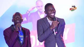 Alex Muhangi Comedy Store March 2019 - T _Amale Mirundi