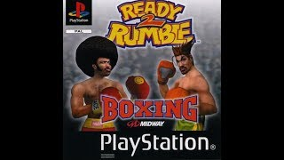 Ready 2 Rumble Boxing - PS1 Playstation 1 Longplay (Full Game) PSX [008]