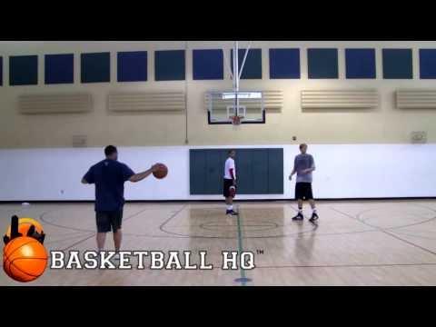 Basketball Rebounding Drills - Kevin Love Rebounding Drill